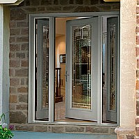 door express seattle exterior fiberglass paint grade doors. Black Bedroom Furniture Sets. Home Design Ideas