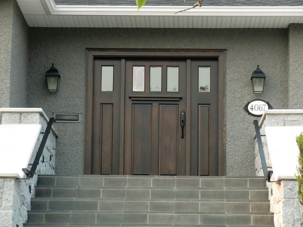 Door Express Seattle Product Details Exterior 3 Lite 2 Panel