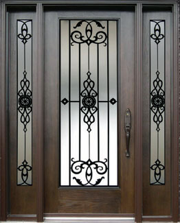 Door Express Calgary | Calgary, AB Wood doors, french doors, panel ...
